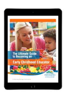 become an early childhood educator in ohio | hocking college