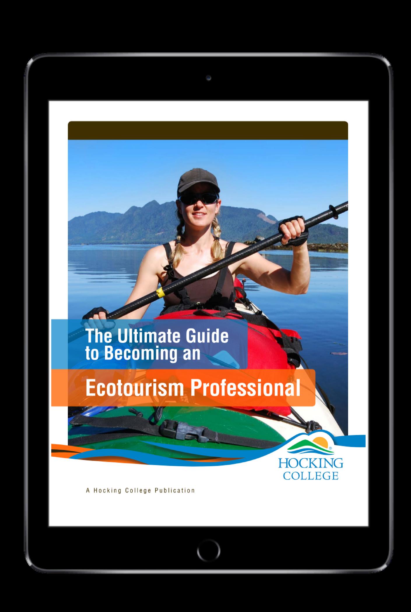 become an ecotourism professional | ecotourism degree