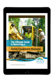 become a heavy equipment manager | heavy equipment management