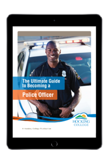ultimate guide to become a police officer