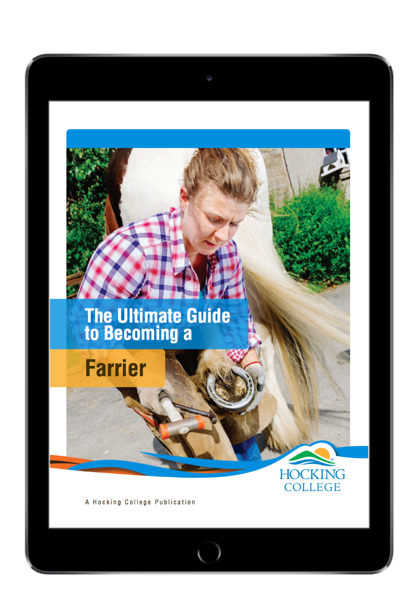 become a farrier in ohio