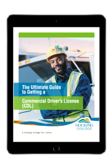 become a truck driver | how to get your cdl | cdl training in ohio